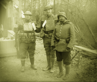 Captured American soldiers