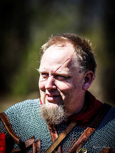 Pix of Marsh doing 1. Century Roman with Legio IX Hispana