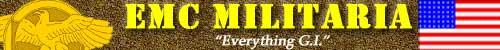 EMC Militaria banner