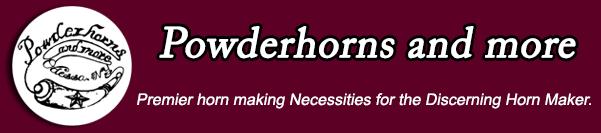 Powderhorns and more