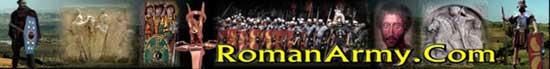 Roman Army Talk logo