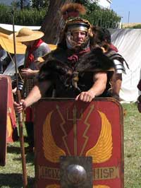 LEGIO IX at Ft. Mac, 2004