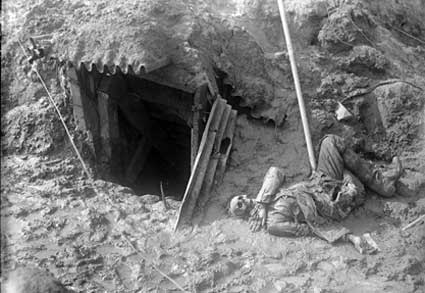 Death in a Trench